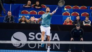 Фернандо Вердаско твърдо се е устремил към титлата от Sofia Open