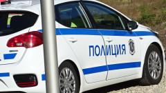 Автовоз се обърна в Бургас, шофьорът избяга