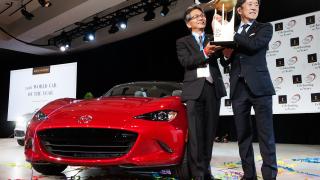 Mazda MX-5 e световен автомобил на 2016-а