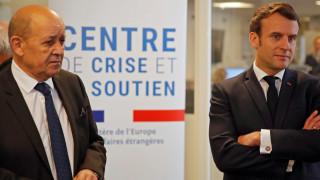 Ле Дриан: Необходим е постоянен натиск върху Русия
