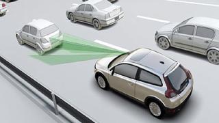 Volvo разработи система за защита от удар в градски условия
