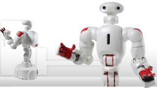Международно изложение на роботи в Япония