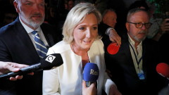 Марин Льо Пен поиска предсрочни избори във Франция