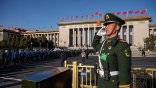 Китай обяви военни учения до Тайван