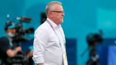 Селекционерът на Швеция разкри как е мотивирал играчите си за мача с Украйна