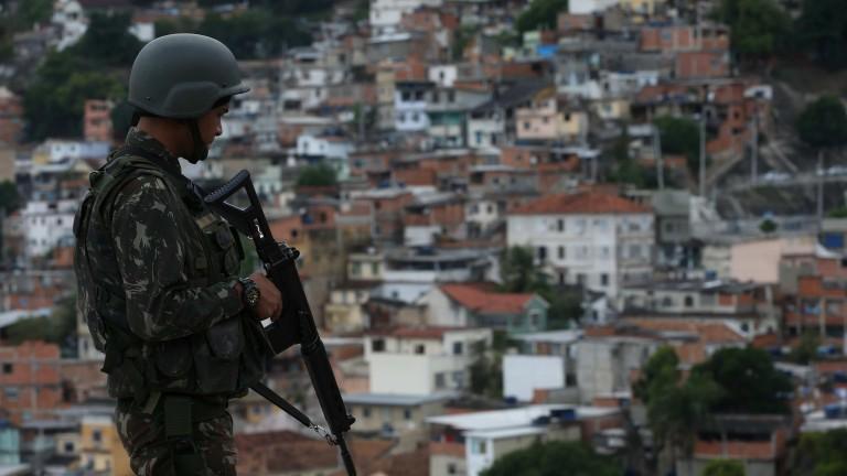 11 убити в Бразилия след нападение в бар