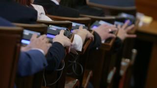 """Депутатите дебатират по третия вот на недоверие към """"Борисов 3"""""""