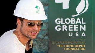 """Брад Пит строи къщи за пострадали от """"Катрина"""""""