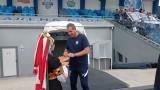 Херо тренира за сефте футболистите на Арда