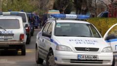 Афганистанец наби охранител в центъра за бежанци във Военна рампа