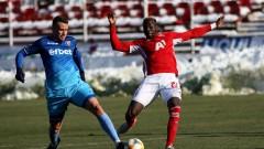 ЦСКА - Струмска слава 2:0, попадение на Антов