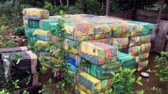 Над 430 тона кокаин заловени в Колумбия през 2019 г.