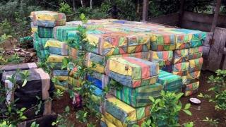 Френските власти иззеха над 1 тон кокаин от Колумбия