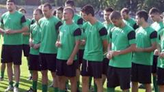Бойкот в групата на ЦСКА