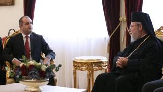 Президентът откри улица на името на Левски в Кипър