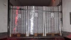 """Откриха близо 5 млн. къса контрабандни цигари на """"Кулата"""""""