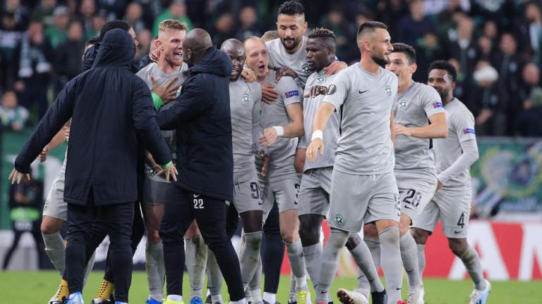 "Пратеници на Еспаньол наблюдаваха ""орлите"" срещу Левски"