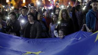 250 000 се очакват на днешния протест в Румъния