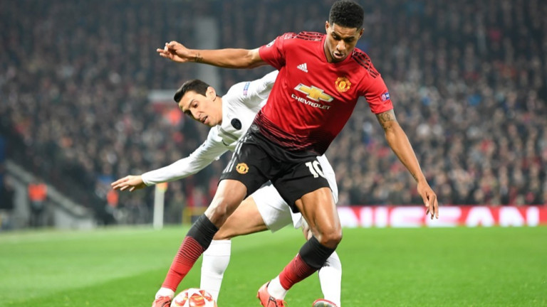 Манчестър Юнайтед - ПСЖ 0:2, Мбапе удвоява преднината на гостите!