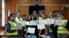 Деца се обучават на съд и прокуратура във Варна