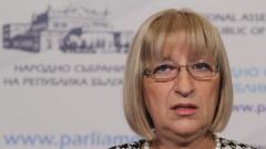 Цачева си взе довиждане с парламента, прехвърли отговорностите си на Главчев