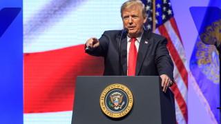 Тръмп обвини Макрон, че иска да гради армия срещу САЩ