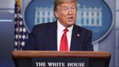 Тръмп: Губернаторите са отговорни за тестването за коронавируса