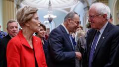 """Демократът Сандърс иска повече дипломация и по-малко САЩ като """"световен жандарм"""""""