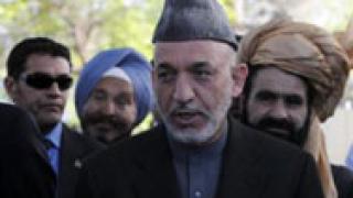 Атентат срещу Хамид Карзай в Кабул