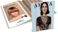 Модели на София Борисова в италианския Vogue