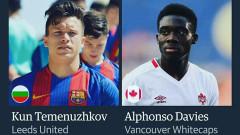 Кун Теменужков сред най-проспериращите млади таланти в света