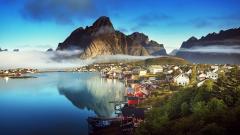 Норвегия обмисля да подари планина на Финландия. Сериозно