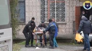 Мъж хвърли гранати в украински съд