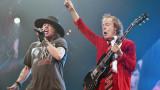 AC/DC записва нов албум с Аксел Роуз