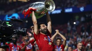 Мохамед Салах: Следващата ни цел е титлата във Висшата лига