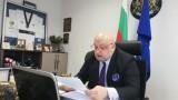 Министър Кралев: Спортният сектор в Европа се нуждае от план за действие за справяне с последиците от пандемията