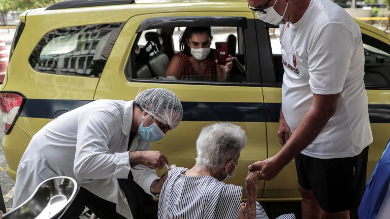 Бразилия вече с над 225 000 починали от коронавируса
