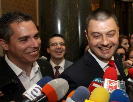 Бареков оттегля подкрепата си от БДЦ