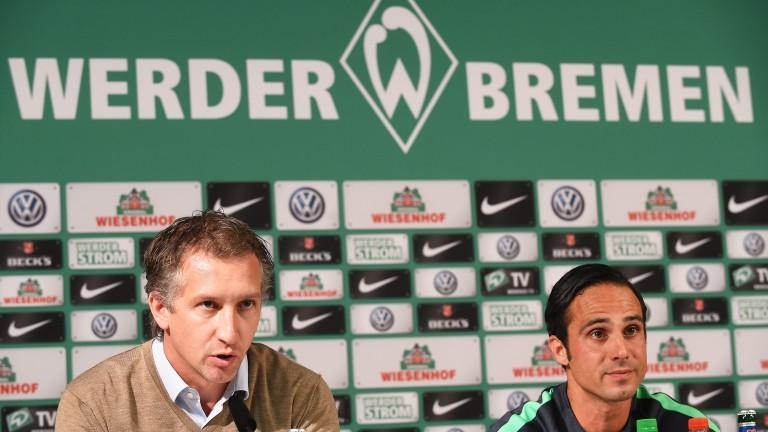 Вердер (Бремен) поднови договора на спортния директор Франк Бауман до