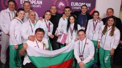 Отличават европейските шампионки Мими Христова и Миглена Селишка на специална церемония