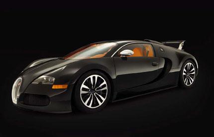 Bugatti представи нова версия на Veyron