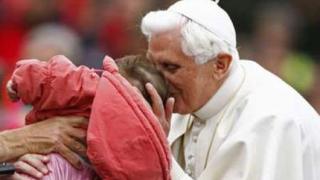 Папата категоричен, че Абруцо ще се прероди