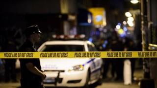 Убита и ранени при стрелба в автобус в Калифорния