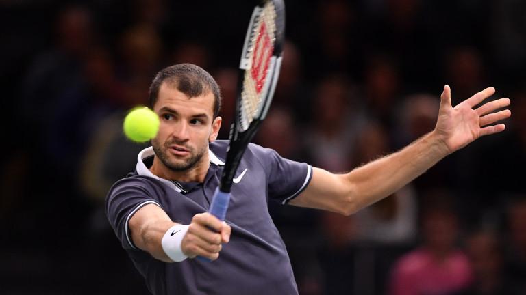 Легенда в тениса: Григор Димитров се оказа твърде крехък