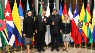 Мадуро търси легитимност на регионалната среща на върха в Мексико