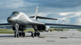 Американски бомбардировач Б-1Б прелетя над Корейския полуостров