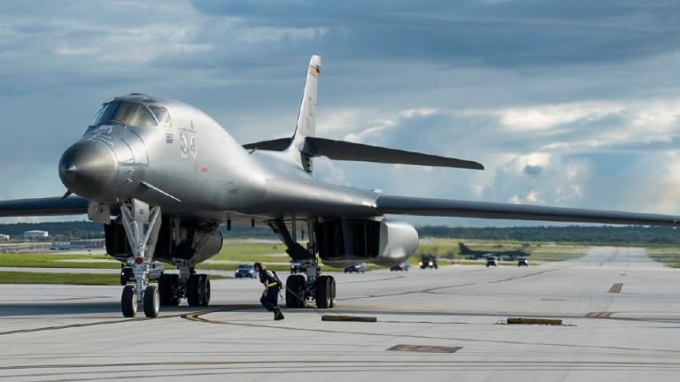 Бомбардировачи на САЩ плашат Китай и КНДР до Корейския полуостров