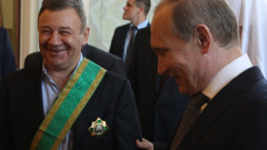 Свързан с Путин олигарх отхвърля твърденията за пране на пари
