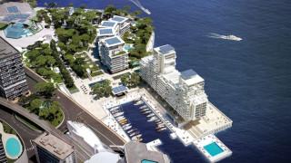 Крайбрежното чудо за $2.4 милиарда, което гарантира бъдещето на Монако