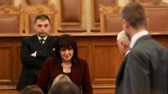 Депутатите приеха тази оставка на Делян Добрев